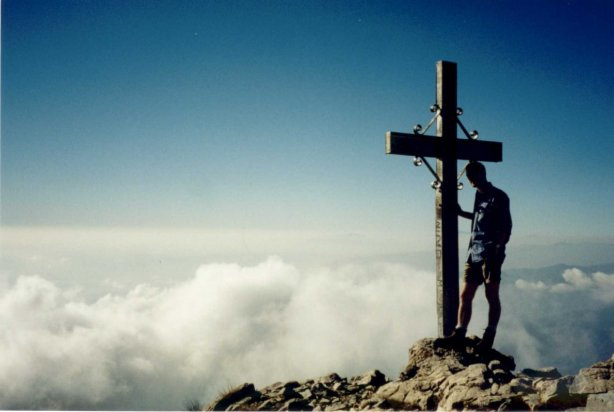 Mountain Top cross