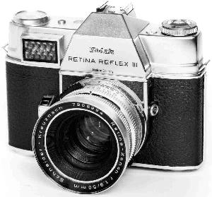 Retina Reflex SLR