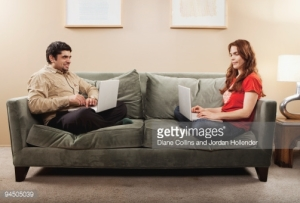 Couch couple